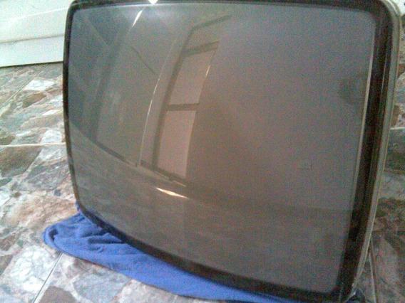 Pantalla Tv Philips 21 En Buen Estado (0) Rallas Impecable