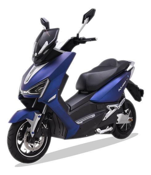 Moto Electrica Aima Bosch T3 Litio Negra, Envios Nacionales