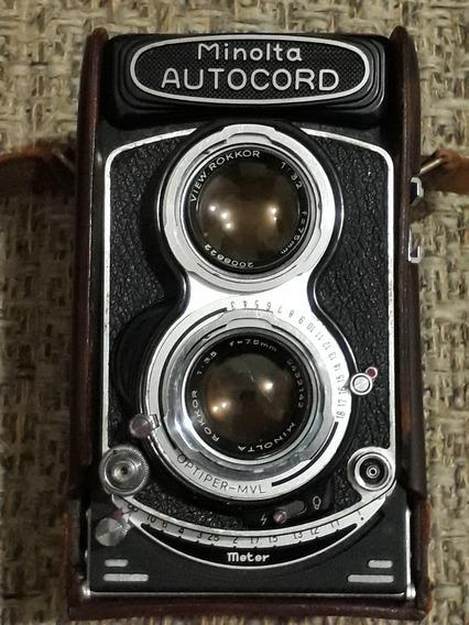 Minolta Autocord 6x6