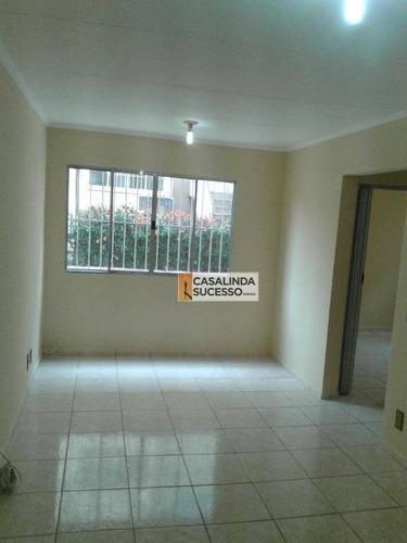 Imagem 1 de 20 de Apartamento Com 2 Dormitórios À Venda, 54 M² Por R$ 210.000,00 - São Miguel Paulista - São Paulo/sp - Ap6119
