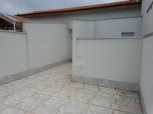 Cobertura Com 2 Dormitórios À Venda, 87 M² Por R$ 350.000,00 - Vila Humaitá - Santo André/sp - Co0345