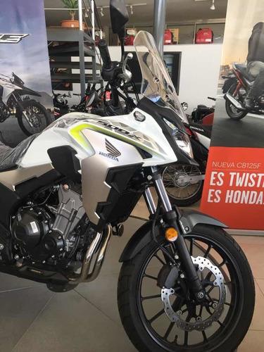 Honda Cb 500 X 0.km Ultima En Stock!!!