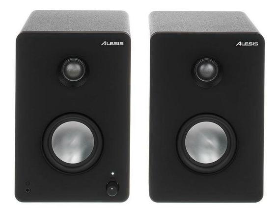 Sistema De Monitores Profissionais Usb Alesis M1a330usb