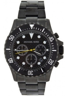 Reloj Michael Kors Modelo Mk8257 Negro Impecable