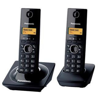 Teléfono Panasonic Inalámbrico Kx-tg1712agb