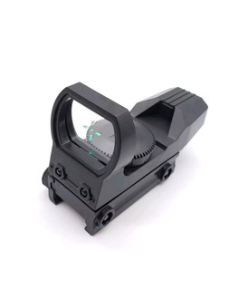 Colimador Holográfica Marcação Luminosa Verde