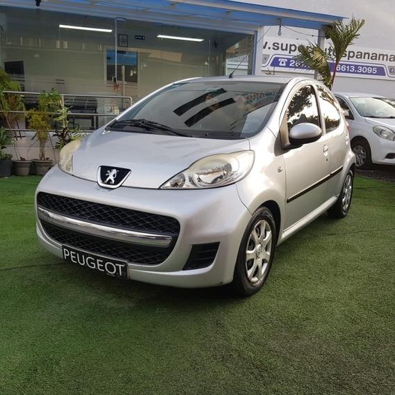 Peugeot 107 2012 $3499