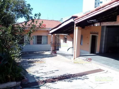 Casa Térrea Para Venda, 2 Dormitório(s), 615.0m² - 6019