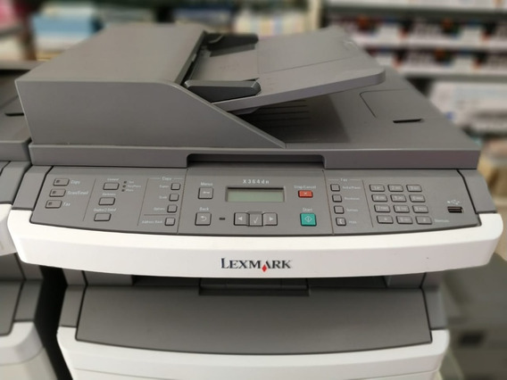 Impressora Multifuncional Lexmark X364dn Revisada,pronta Uso