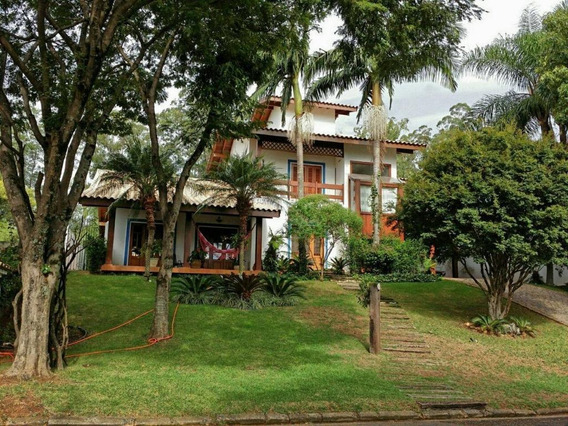 Casa Com 3 Dormitórios À Venda, 540 M² Por R$ 1.800.000 - Condomínio Village Visconde De Itamaracá - Valinhos/sp - Ca2290