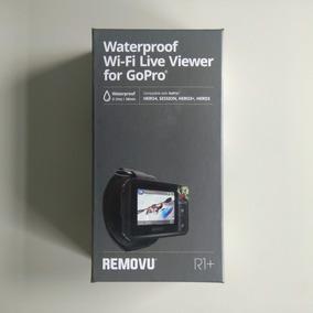Removu - R1+ - Controle Gopro Display Lcd - Jr01