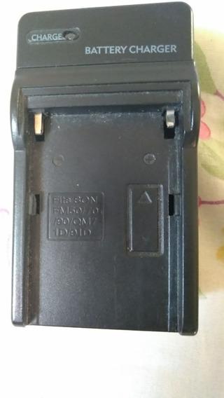 Carregador Para Baterias Sony Mc 2000 Mc 2500