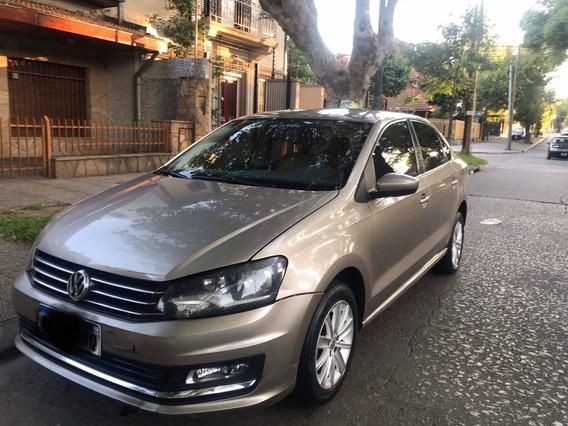 Volkswagen Polo 1.6 Msi Trendline 2017