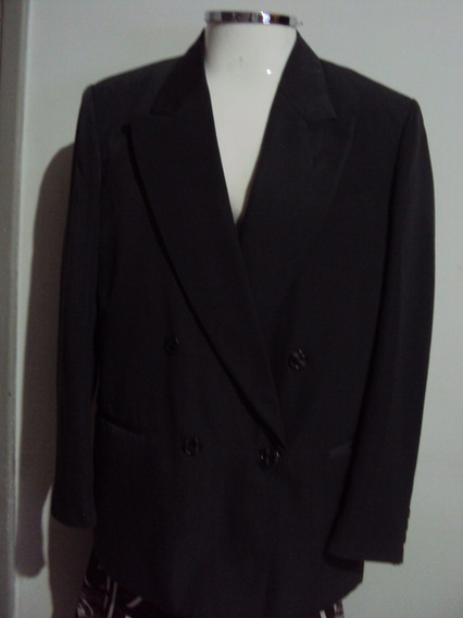 Casaco / Blazer Cinza Welcome Trade Mark Tam 48 = R