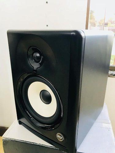 Monitor De Áudio Rcf Ativo Ayra 6 75 W Envio Imediato