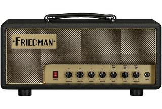 Amplificador De Guitarra De Bulbos 20 W Friedman Runt-20