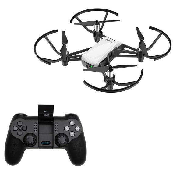 Drone Dji Ryze Tello Boost Combo Com Rádio Controle Bluetooth Gamesir T1d Homologado Original Com Nota Fiscal