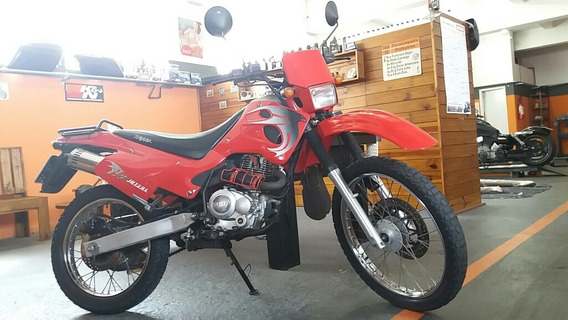 Motos Traxx Fly 125