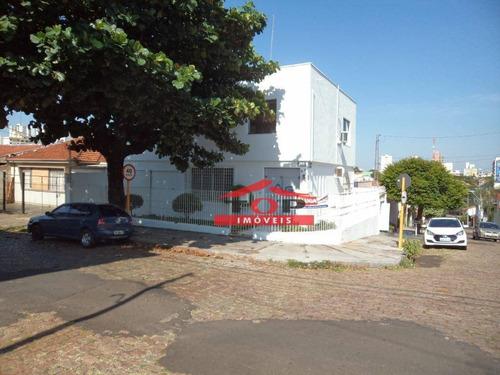 Imagem 1 de 15 de Casa Comercial Jd Higienópolis - Ca1002