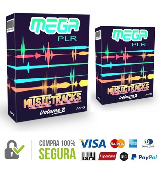 Mega Plr Music Tracks V2 Software Original Leia A Descrição