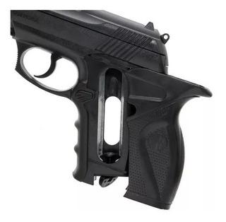 Pistola Airsoft - Wg C11 Co2 + Case Rigida Rossi