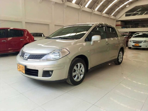 Nissan Tiida 2008 1.8 Emotion 4 P