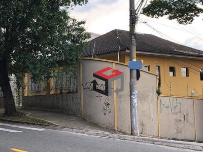 Sobrado Residencial Para Locação, Vila Bastos, Santo André. - So20130