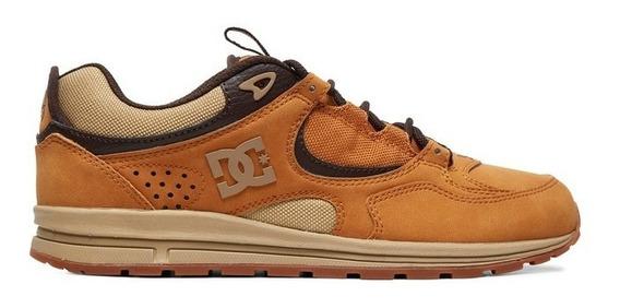 Tênis Dc Shoes Kalis Lite Se Shoes Imp - Wheat - Promoção