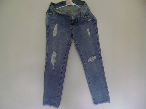 Pantalon Jean Para Dama Talla 27 Americana