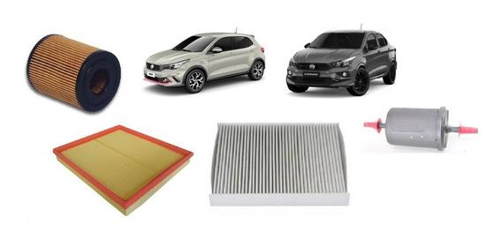 Kit Revisão Fiat Argo E Cronos 1.8 16v E-torq