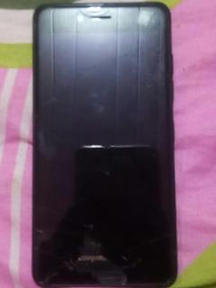 Smartphone Positivo Next X500 Apenas Com Display Queimado.