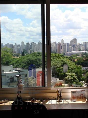 Imagem 1 de 12 de Apartamento Á Venda E Para Aluguel Em Jardim Paulista - Ap007194