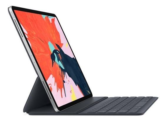 Apple Smart Keyboard Folio Para iPad Pro 12,9 3nd Ger. Novo