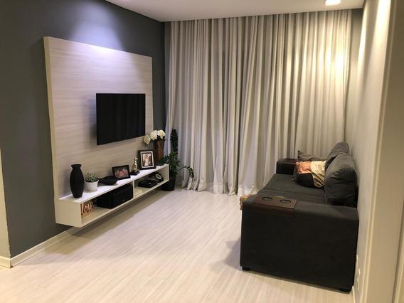 J. Park House -mobiliado 91mts - Melhor Torre Do Condomínio