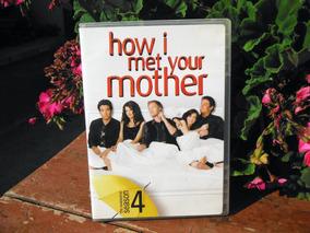 How I Meet Your Mother - Temporada 4 - Dvd