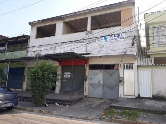 Ponto Em Jardim Primavera, Duque De Caxias/rj De 360m² 1 Quartos Para Locação R$ 700,00/mes - Pt203351