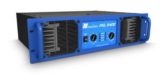 Vendo Amplificador Machine Psl 6400