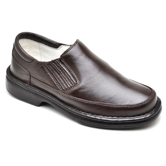 Sapato Social Masculino Tamanho Especial 36 Ao 47- 2009 C