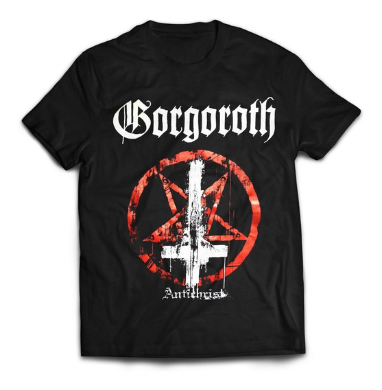 Camiseta Gorgoroth Importada Rock Activity Talla L