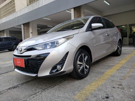 Toyota Yaris 2019 / Yaris Xls - Top Com Teto Solar