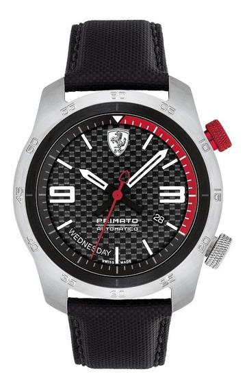 Relógio Primato Automático Ferrari Limited Edition