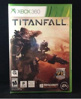 Titanfall -juego -xbox 360