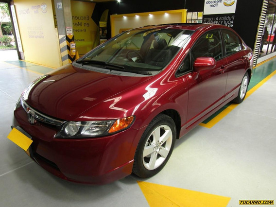 Honda Civic Ex Sr