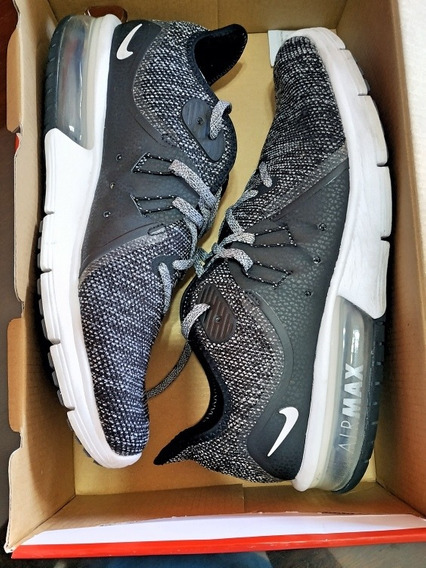 Nike Air Max Sequent 3 Fitsole 9.5 Running Oportunidad
