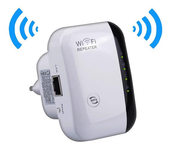 Repetidor Amplificador De Señal Wifi Inalambrico 300 Mbps