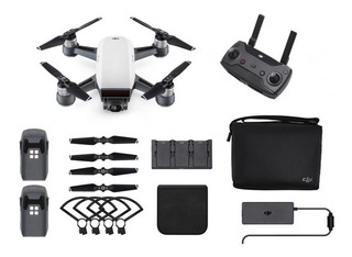 Drone Dji Spark Combo, Nuevos! Financiamiento Disponible!