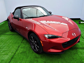Mazda Mx-5 2016 Convertible Impecable Como Nuevo Unico Dueño