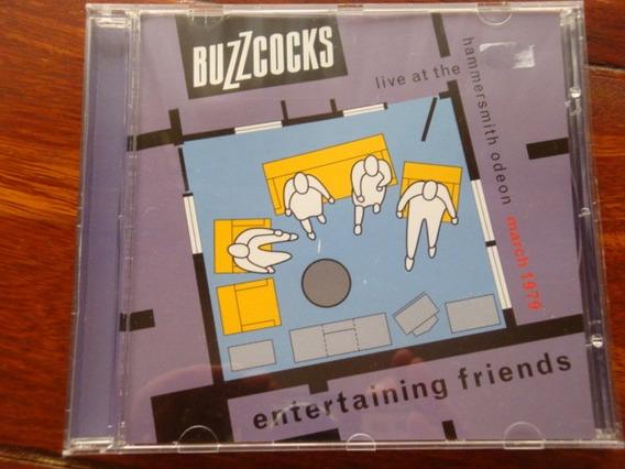 Buzzcocks Entertaining Friends Cd