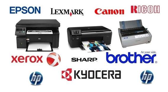 Aluguel De Impressoras Multifuncionais / Scanner / Toner