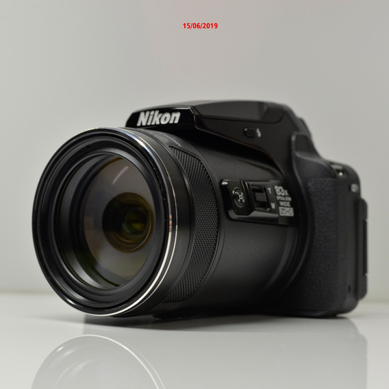 Câmera Nikon P900 83x Zoom Semi-nova Apenas 7700 Cliks!!